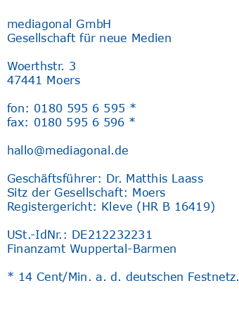 mediagonal GmbH